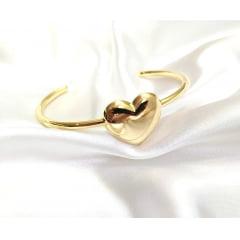 Bracelete Banhado a Ouro Rafalu - PUL0004Y