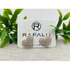 Brinco Banhado a Ouro Rafalu - BR0005S1