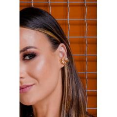 Piercing Fake Banhado a Ouro Rafalu - BR0006X1 - 05 ANOS DE GARANTIA