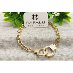 Pulseira Banhado a Ouro Rafalu - PUL0002R
